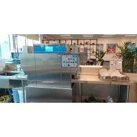 Quality Wear Resistant Rack Conveyor Dishwasher For Universities And Fast Food Restaurant wholesale