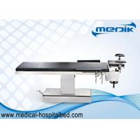 China Ophthalmic Patient Operating Chair , Electrical Surgery Operation Table on sale