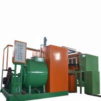 Quality Easy Operate Paper Pulp Molding Machine , Egg Packaging Box Maker wholesale