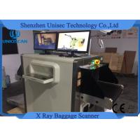 Quality SF5030A X Ray Luggage Scanner Singel Energy X Ray Inspection Machine wholesale