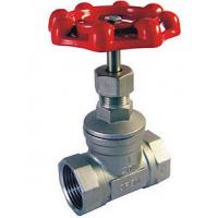Quality Rising Stem Cast Globe Valve Screwed End DN8 - DN65 High Efficiency API Certification wholesale