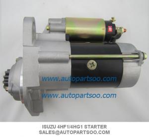 ISUZU 4HF1/4HG1 Starter Motor S25-163 S25-163B 8970655260 8970324642