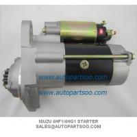 Cheap ISUZU 4HF1/4HG1 Starter Motor S25-163 S25-163B 8970655260 8970324642 for sale