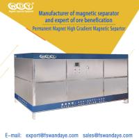 Quality Semi - Automatic Drawer Type Magnetic Separator For Grinding Machine 415V wholesale