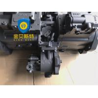 Quality Sumitomo Electric Hydraulic Pump , K3V63DTP Hydraulic Gear Pump Iron Material wholesale