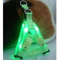 Quality LED Flashing Pet Harness (Green) wholesale