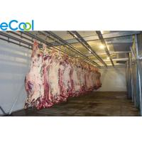 Quality 5000 Tons Large Industrial Cold Storage , Beef Processing Cold Storage Room wholesale