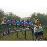 Quality Attraction!!! Interesting!!! Hot Sale Amusement Track Sliding Dragon For Kids/Young People wholesale