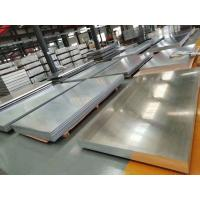 Quality Aerospace High Strength Hard 2024 Aluminum Plate , 8mm Alloy Plate T351 Temper wholesale