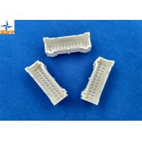 Quality wire to board connector with 2.00mm pitch dual row vertical type wafer connector shrouded header wholesale