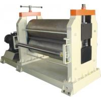 Quality Wooden Grain / Stucco Embosser Metal Embossing Machine Automatic Cutting wholesale