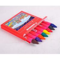 Quality wholesale cheap stationery Kids multicolor promotion Jumbo wax Crayon wholesale