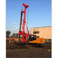 Cheap TR60 Rotary Drilling Rig With Max Drilling Depth 21m / Drilling Diameter 1000mm for sale