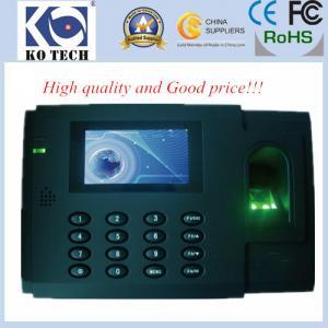 Quality Staff Management Fingerprint Time Attendance KO-A5 wholesale