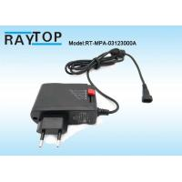 Quality 3-12V Current 2.5A Wall Mount Power Adapter 8 DC Tips without usb EU Plug wholesale