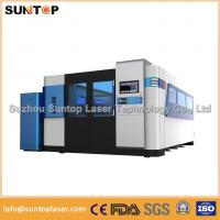 Quality Dual - exchanger table fiber laser cutting machine saving water and electricity wholesale