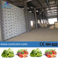 Quality High Temperature Cold Storage Room Keeping Fresh Sandwich Panels Designed wholesale