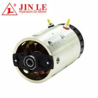 Quality 2.2KW Hydraulic DC Motor , ZD223AF 24V DC Motor 2600RPM With Cooling Fan wholesale