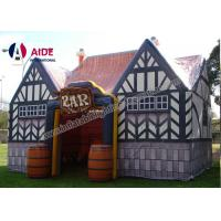 Quality Professional Advertising Amazing Inflatable House Tent With Heat Transfer Printing wholesale