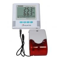 Quality Plastic Temperature And Humidity Data Logger For Medical Warehousing Pharmacy Drugstore wholesale