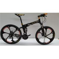 "Cheap Tianjin factory high grade 26"" aluminium alloy mountain bike MTB can be folded with magnesium alloy one wheel for sale"