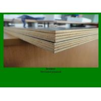 Cheap mm brown film faced plywood with wbp glue of fulin