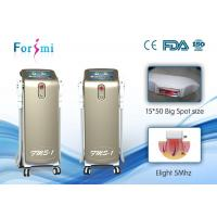 China Cosmetic Surgery IPLSHRElight3In1  FMS-1 ipl shr hair removal machine on sale