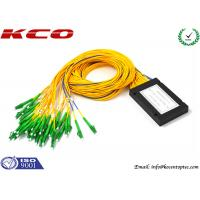 Quality LC APC Fiber Optic PLC Splitter wholesale