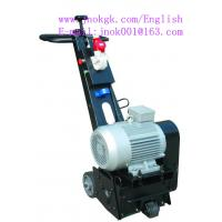 Quality Scarifying machine Milling planer floor  scarifying machine wholesale