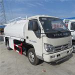 Quality Customized good forland 4*2 LHD/RHD diesel 8000Liters fuel tanker truck for sale, HOT SALE! bulk oil tanker vehicle wholesale