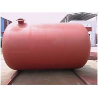 Quality Customized Pressure Underground Oil Storage Tanks , Underground Petroleum Storage Tanks wholesale