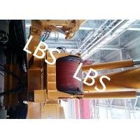 Cheap Electric / Hydraulic Crawler Crane Winch Crane Windlass Groove Drum for sale