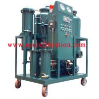 Quality VHF Waste Hydraulic Oil Filtration Flushing Machine wholesale