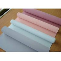 Cheap Anti - Water PTFE Coated Fiberglass Fabric Sheet , Flame Resistant Fabric for sale