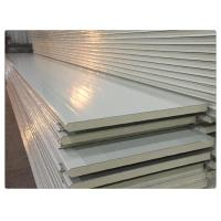 Quality Construction Materials Roofing Sheet PPGI Steel PU Sandwich Panel Polyurethane Sandwich Panel wholesale