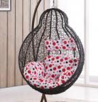 Quality Outdoor-indoor wicker swing chair--8202 wholesale