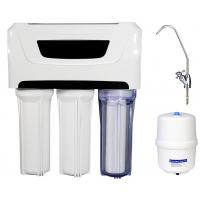 Quality 3.0 / 4G Plastic Tank Reverse Osmosis Water Filtration System Whole House 110V Pump wholesale