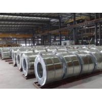 Cheap SPCC / SPCD Hot Dipped Galvanized Steel Coils , AZ Galvalume Steel Coil for sale