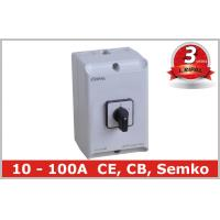 Quality 5 Pole Rotary Selector Switch wholesale