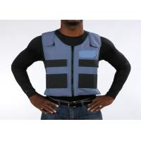 Quality Phase Change Materials PCM Cooling Vest With Replacement Ice Pack Inserts wholesale