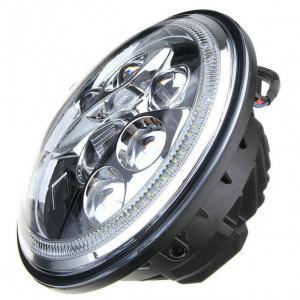 Buy cheap High / low beam 1100lm 40Watt LED Car Headlights With Osram Auto Lighting product