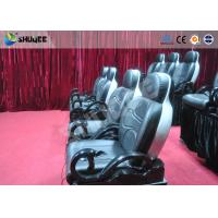 Quality More popular and luxury 7D movie theater with  genuine leather wholesale