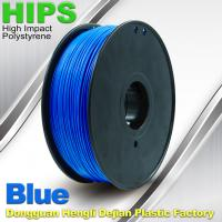 Quality Recycled  HIPS 3D Printing Filament Materials 1.75mm  /  3.0mm 1.0KG wholesale