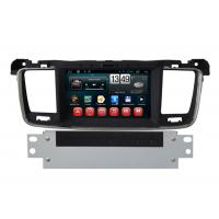 Quality Android 508 PEUGEOT Navigation System Radio Rearview Camera DVD GPS IPOD TV BT wholesale