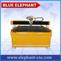 Buy cheap ELE 1218 China cheap 220V single phase advertising wood cnc router carving machine with stepper motor from wholesalers