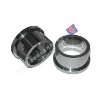 China Precision Nonstandard Parts Tungsten Carbide Sleeve Type T For Oil Field on sale