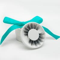 China Soft 3d Silk Lashes Faux Mink Eyelashes Synthetic Hair With Magnetic Packaging Box on sale