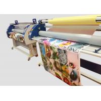 Quality Single Side Large Format Cold Roll Laminator Machine For Advertising , High Efficiency wholesale