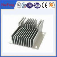 Quality soldering aluminum extrusion heat sink used for CPU thermal solution wholesale