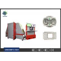 Quality Automatic NDT X Ray Equipment System , Aluminium Wheels Hub Inspection Machine wholesale